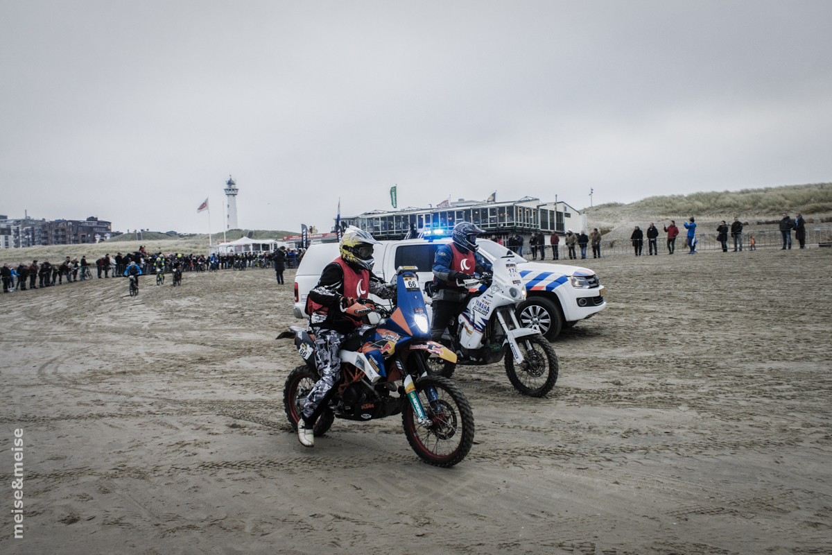 01/12 - MTB Strandrace - Egmond aan Zee
