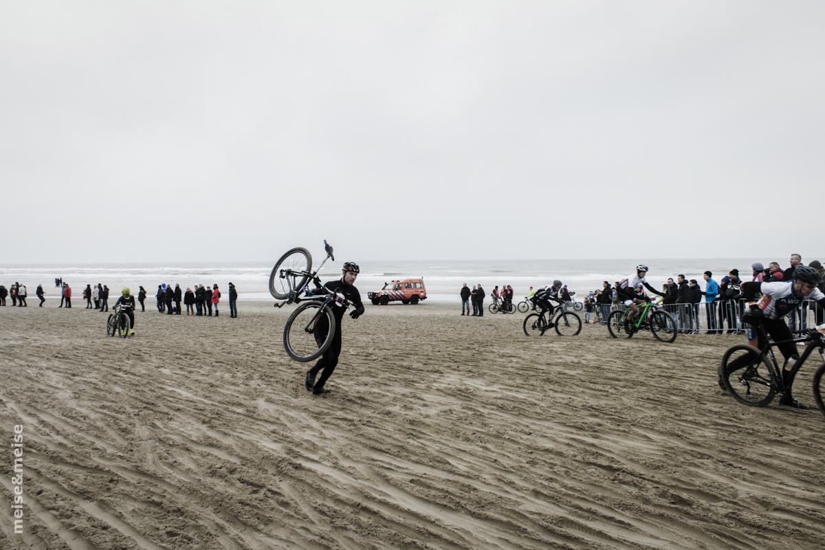10/12 - MTB Strandrace - Egmond aan Zee