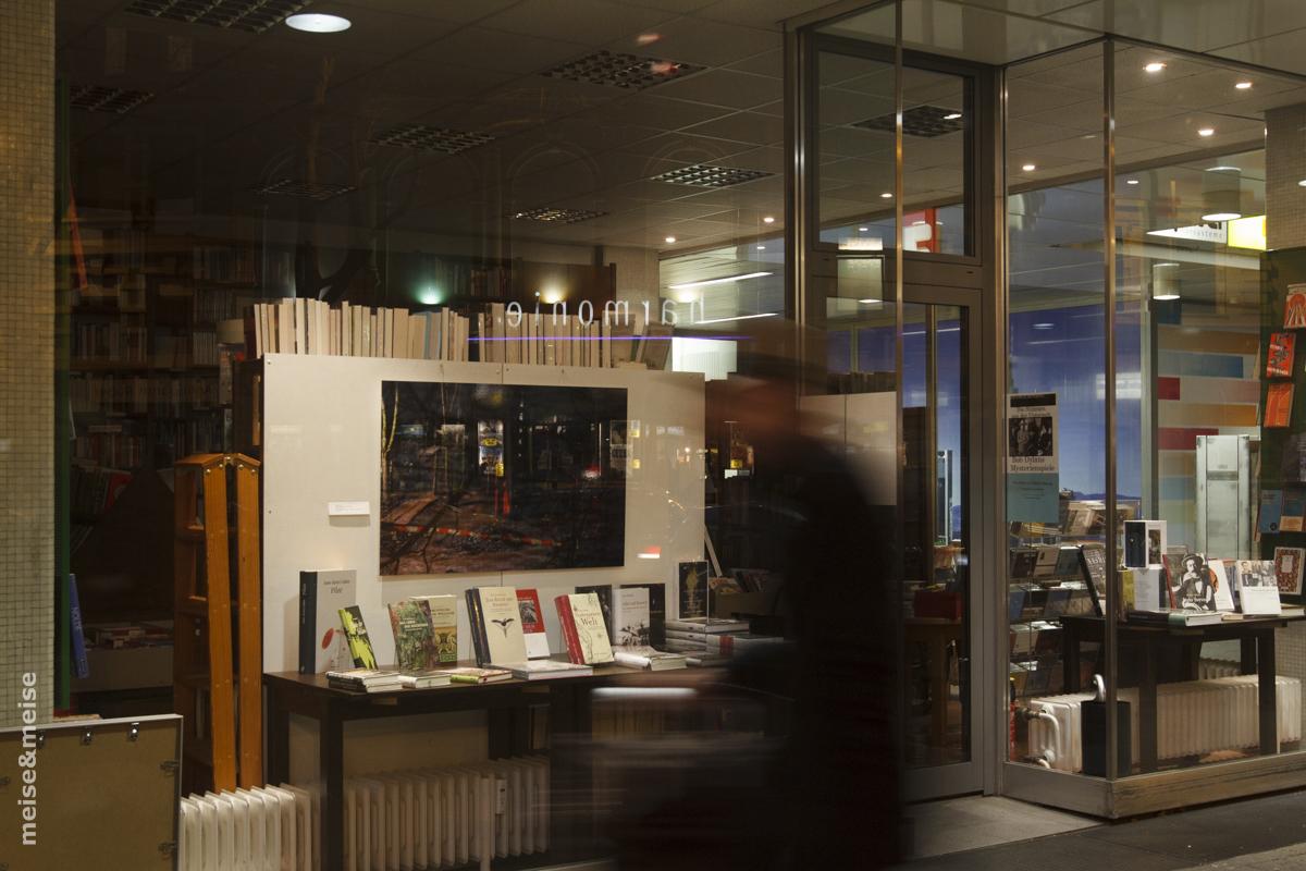 """The only Limit: """"Spielgrund"""" im Buchladen"""