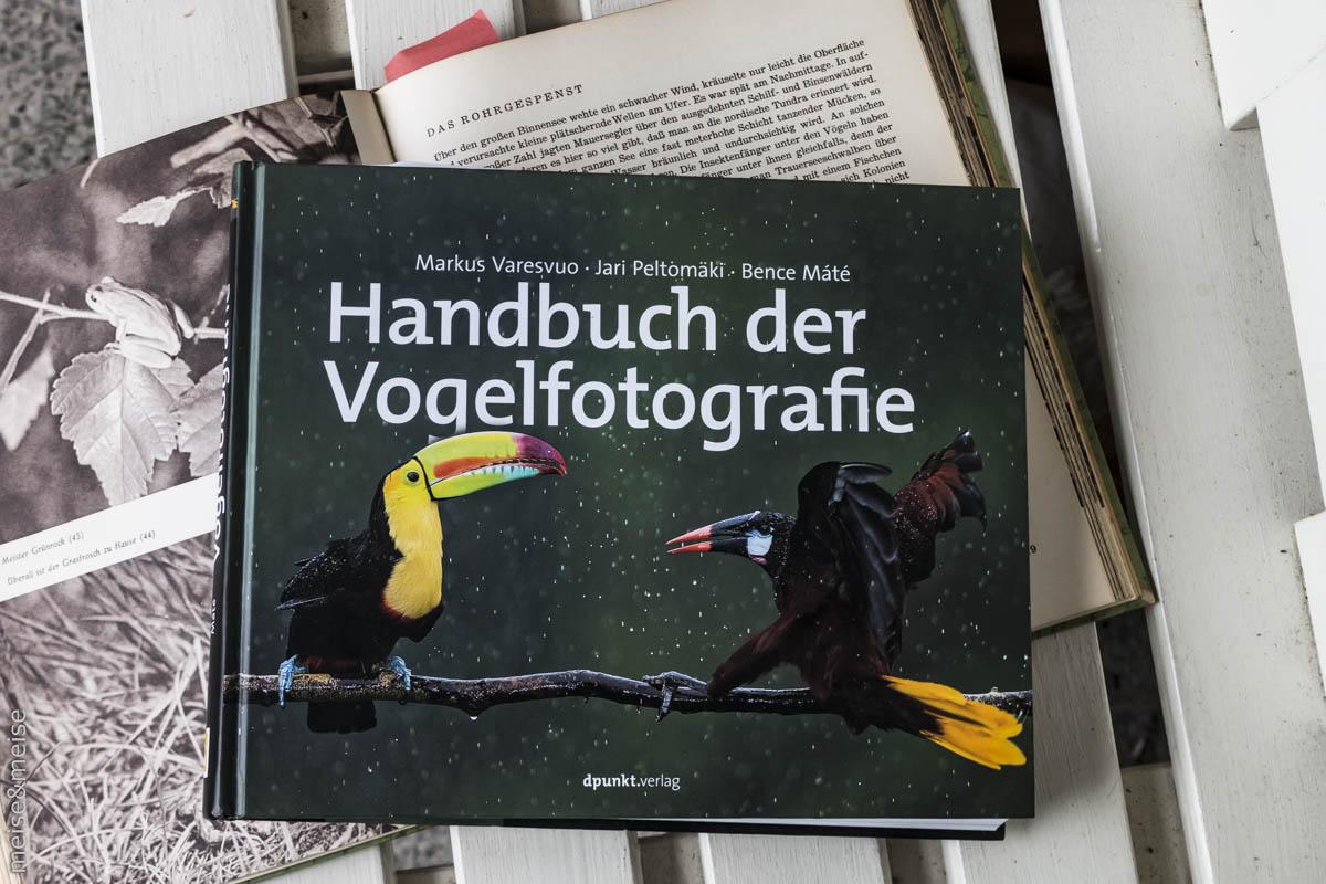 Cover Vogelfotografie