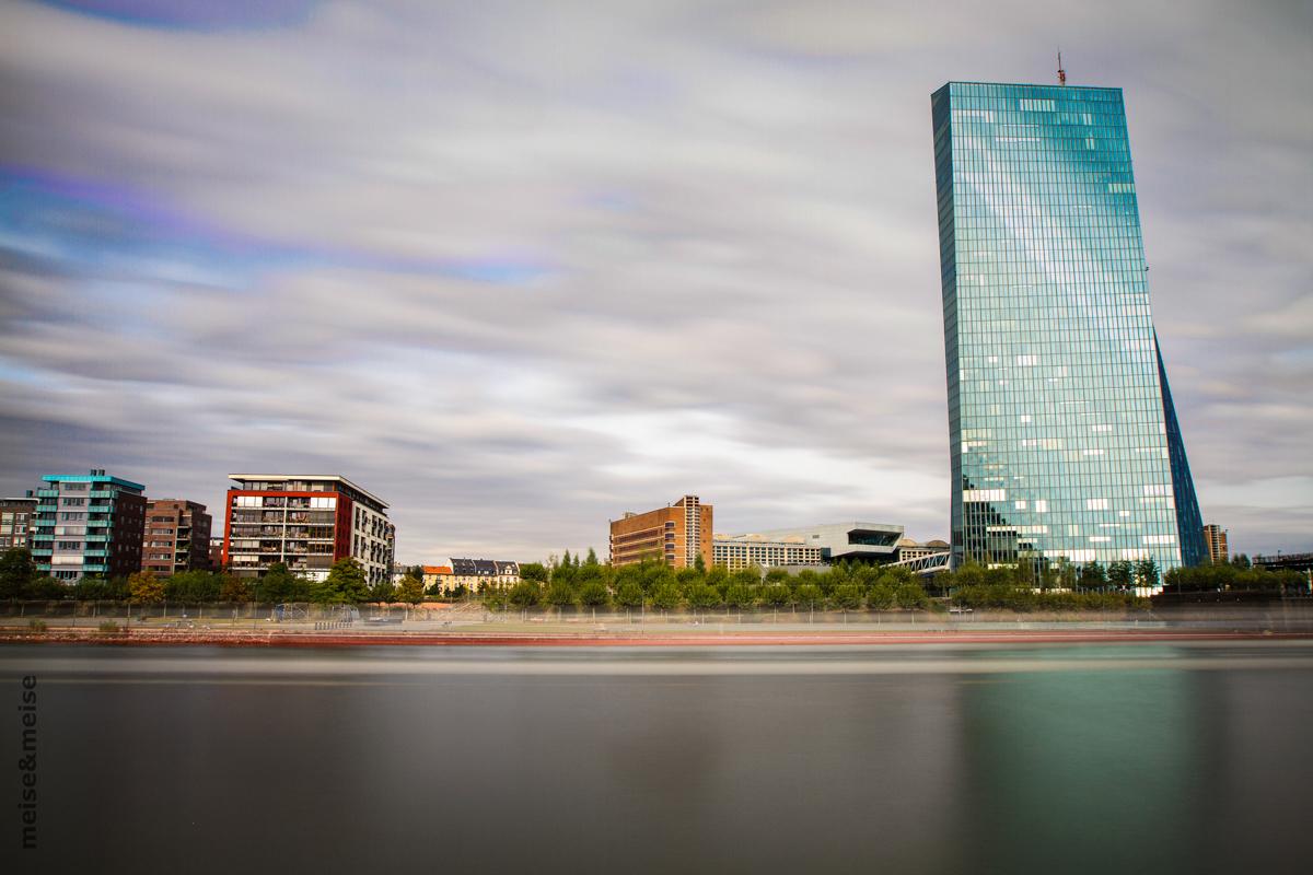 EZB, Frankfurt 2016